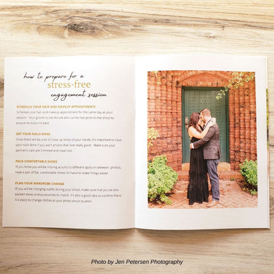 Engaged Magazine Template