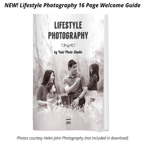 Lifestyle Photography Welcome Guide