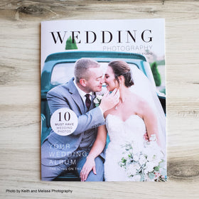 Wedding Photography Welcome Guide Template