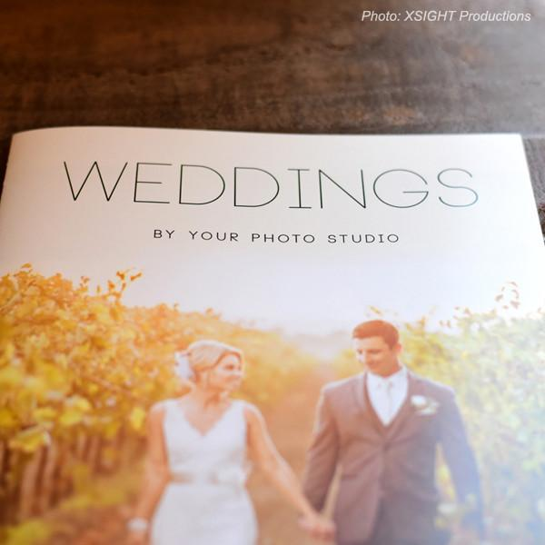 8.5x11 Magazine Template - Weddings Welcome Guide 04