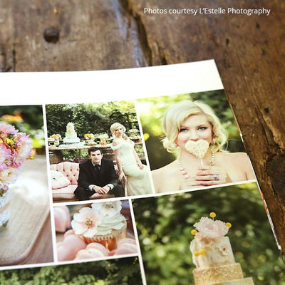 8.5x11 Magazine Template - Weddings Welcome Guide 3rd Edition