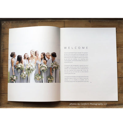 Weddings Welcome Guide Love Issue