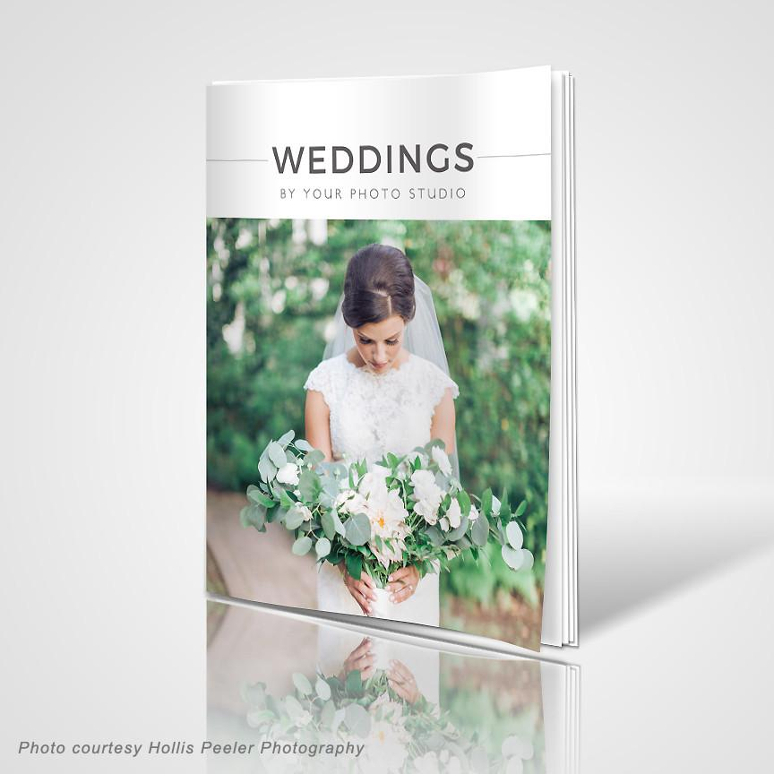 Weddings Welcome Guide Template (Modern/Minimal)