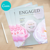 Engaged Magazine Template (Canva Template Version)