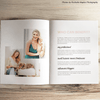 Personal Brand Photography Magazine Template Vol 2