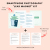 Smartphone Photography Lead Magnet Kit for Teaching Photography Online
