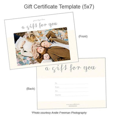 Bundle - Bundle Of 25 Photoshop 5x7 Marketing Templates