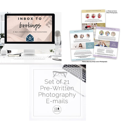 E-mail Marketing for Photographers Bundle Deal