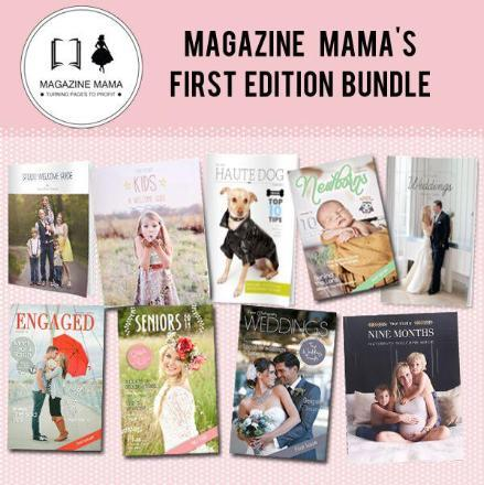 Magazine Mama's ENTIRE 1st Edition Bundle