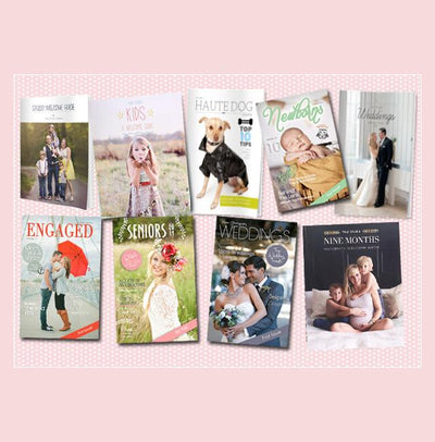 Bundle - Magazine Mama's ENTIRE 1st Edition Bundle