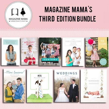 Magazine Mama's ENTIRE 3rd Edition Bundle