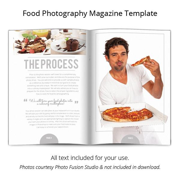Food Photography Welcome Guide
