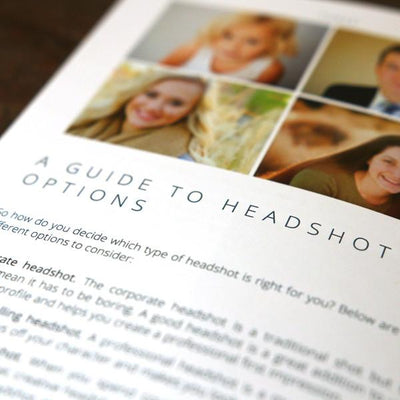 photoshop headshot template