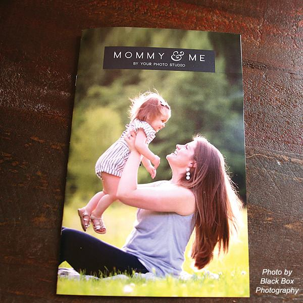 Mini-Magazine - Mommy And Me Welcome Guide