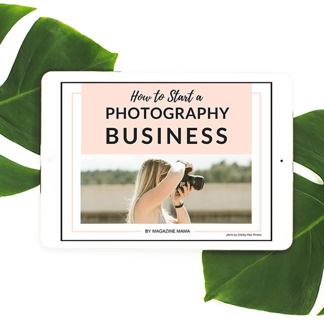 How to Start a Photography Business Guide