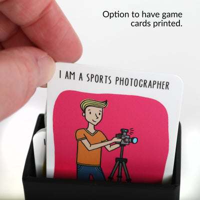 Photography Game for Kids