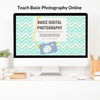 Teach Photography Online