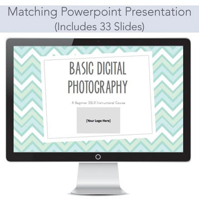 Powerpoint Presentation for Teaching Photography