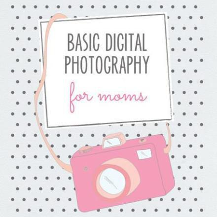 Basic Digital Photography Curriculum Bundle for Moms