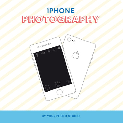 iPhone Photography Course Curriculum Bundle