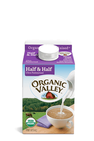 Organic Valley Half and Half