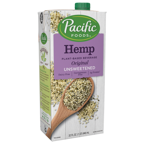 Pacific Hemp Non-Dairy Beverage