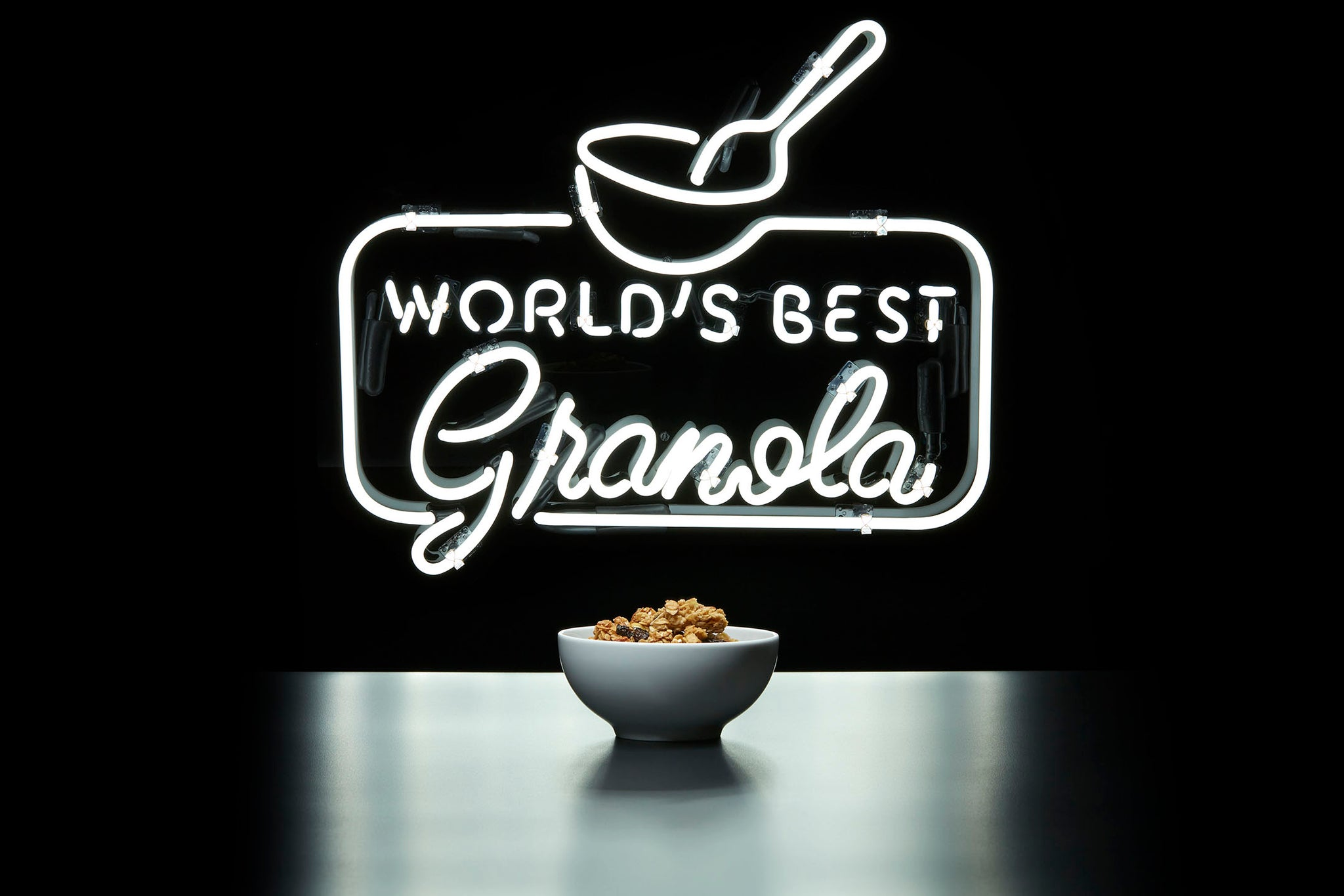 World's Best Granola