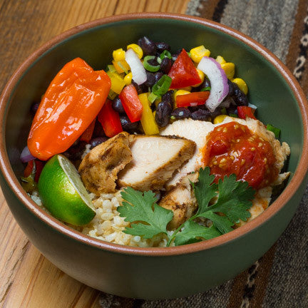 Southwest Chicken - Keto Bowl