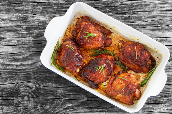 French Braised Chicken