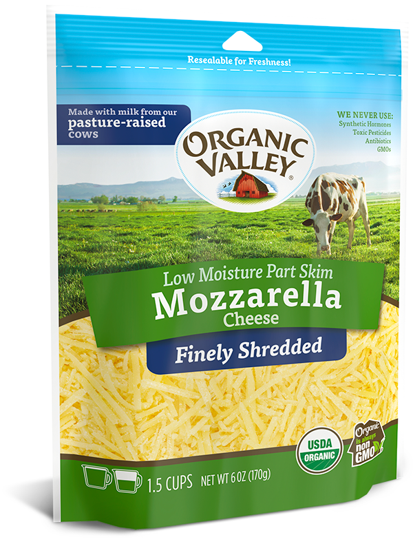 Shredded Mozzarella