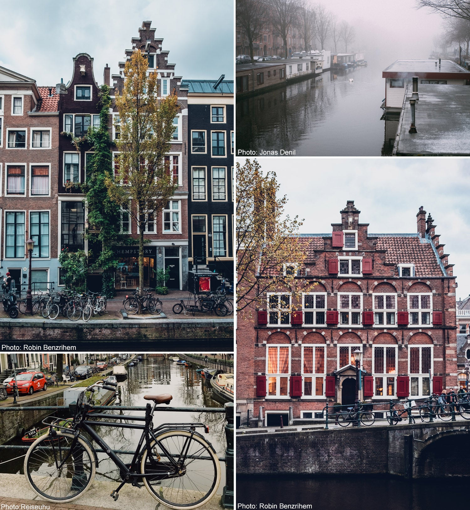 Scenic photos of the Netherlands