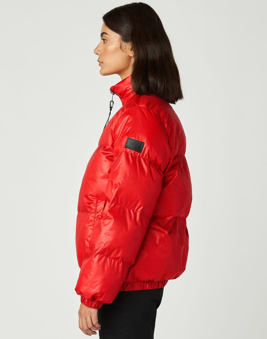 Mia Puffer - Red
