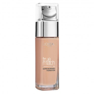 L'Oreal Paris True Match Liquid Foundation 30 mL