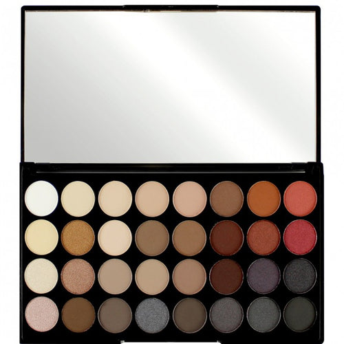 Revolution Ultra 32 Eyeshadow Palette Flawless 2 20 g