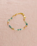 Anni Lu // Armband Pfeiffer Beach Gold
