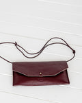 Ann Kurz // Purse Envelope Grained Brescia