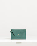 Ann Kurz // Purse Mika  Western Dark Mint