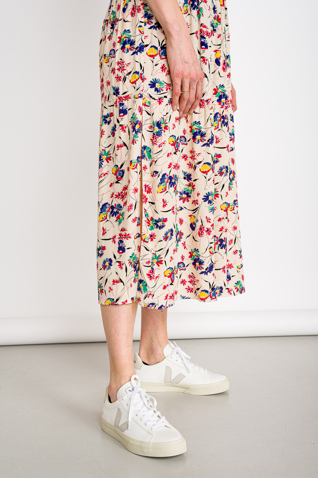 Bellerose // Kleid Hessie Off White