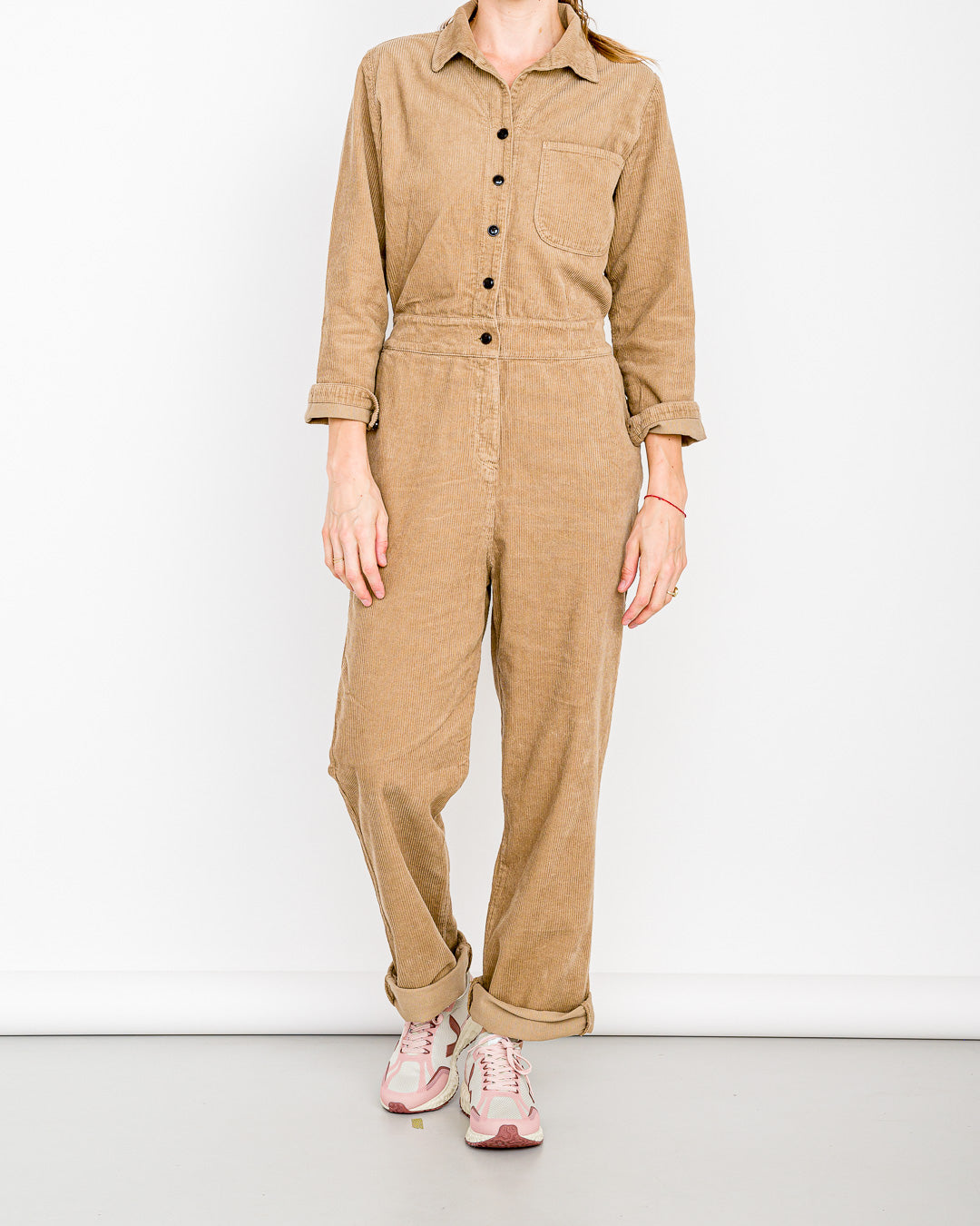 Bellerose // Jumpsuit Litski Clay