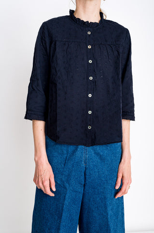 Bellerose // Bluse Atwood Navy