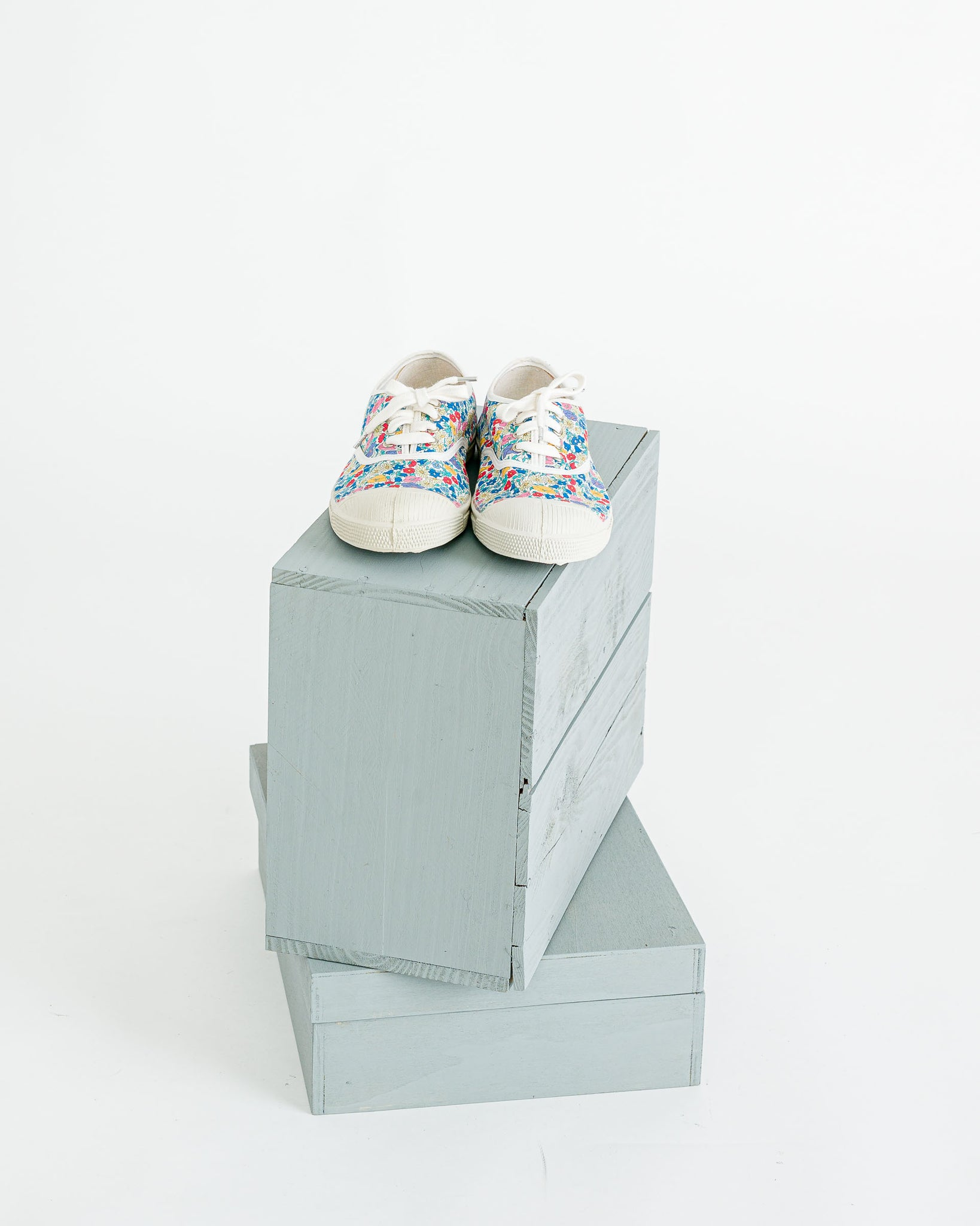 Bensimon // Tennis Lacet Liberty