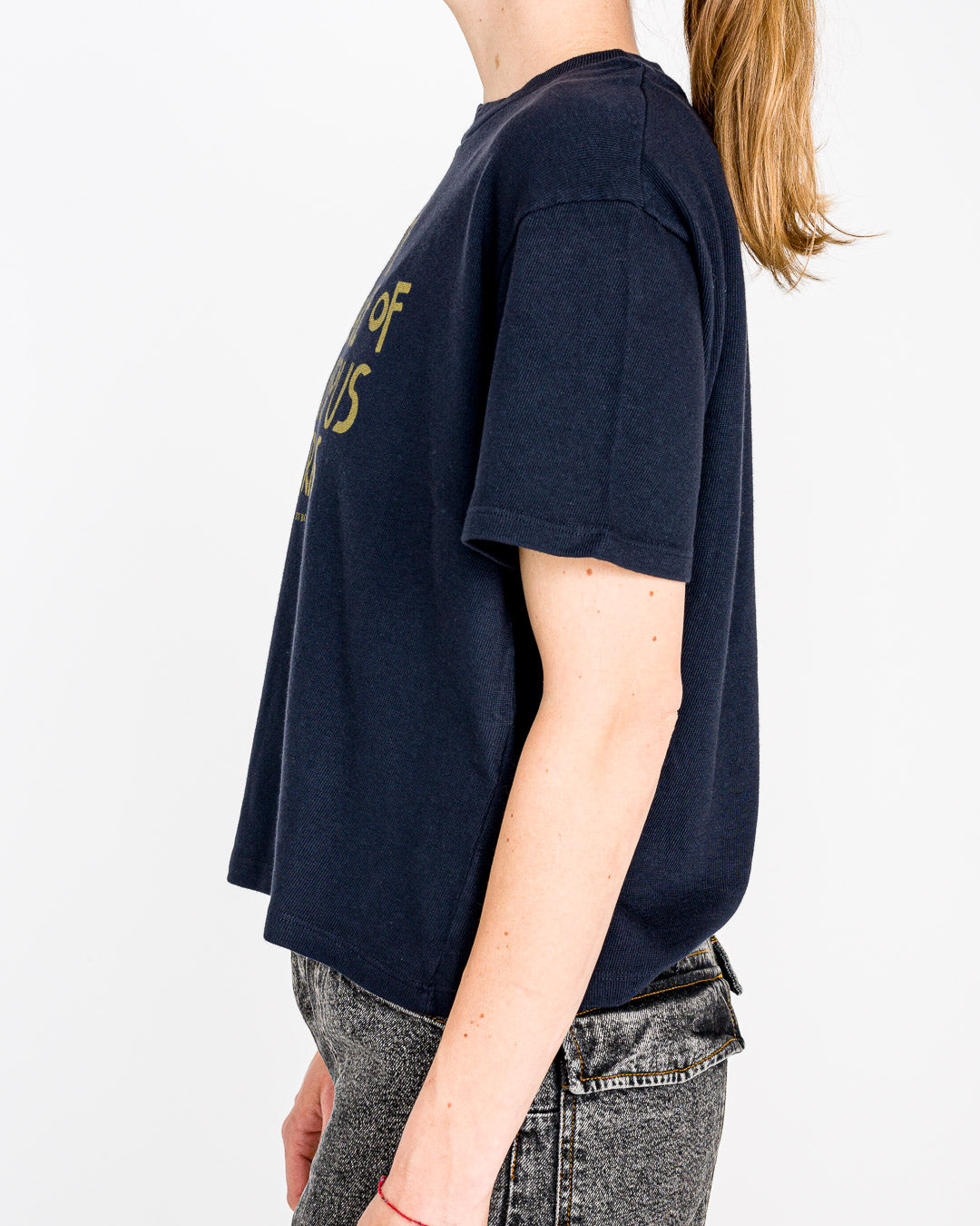 Bobo Choses // T-Shirt Catalogue Of Marvellous Trades Navy