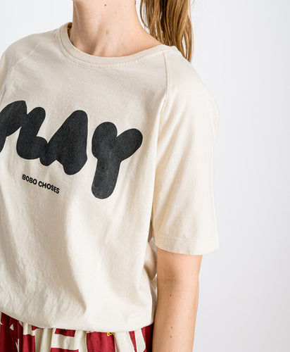 Bobo Choses // T-Shirt Play Off White