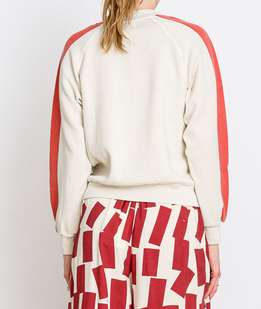 Bobo Choses // Sweater Red Play White