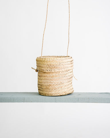 Bohemia // Basket Bucket Bag