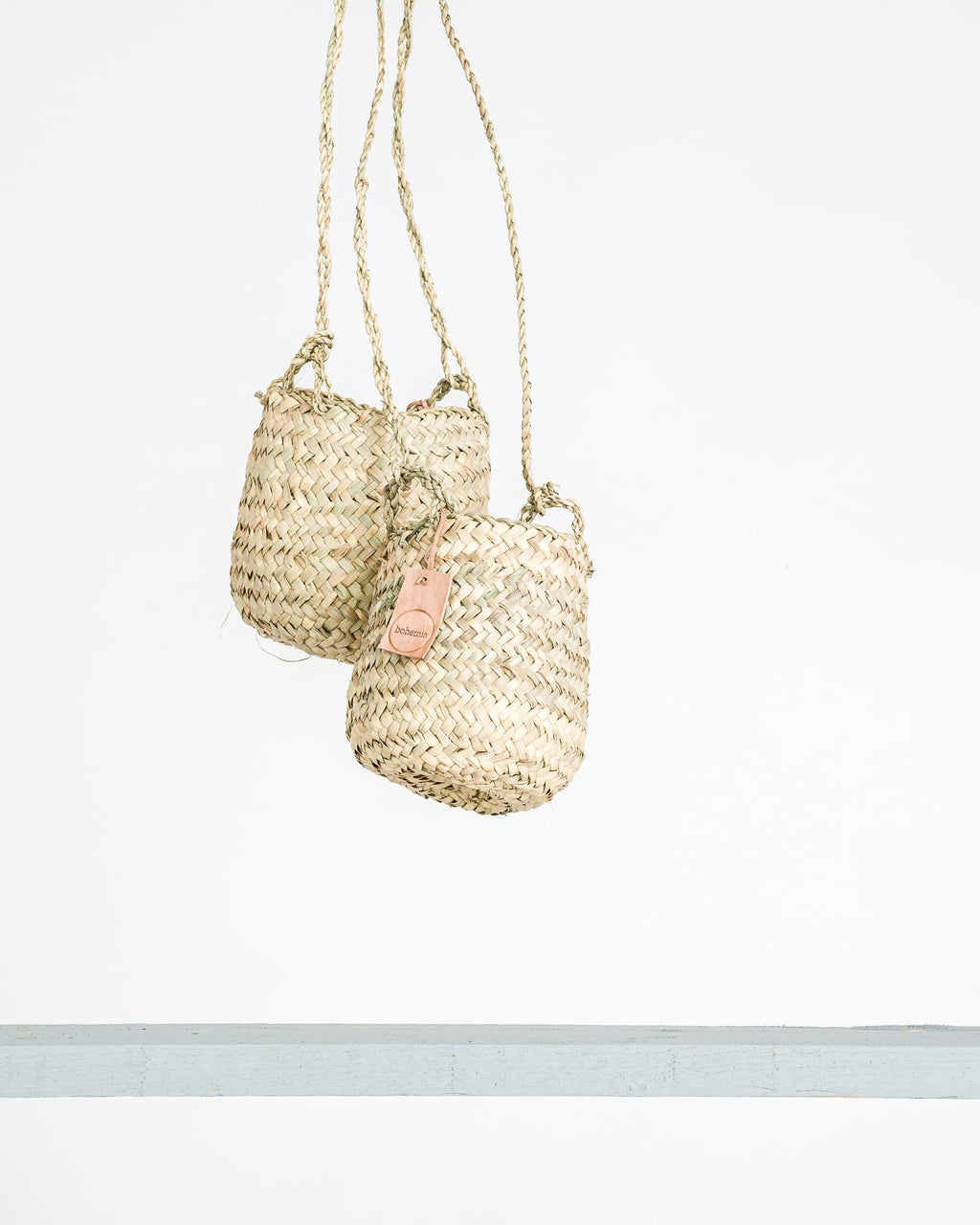 Bohemia Design  // Hanging Beldi Basket mini