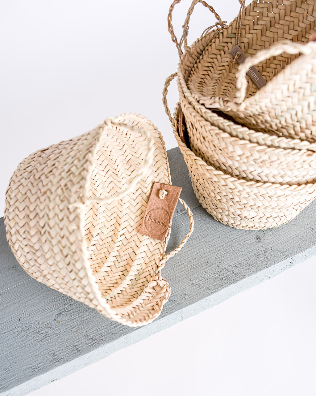 Bohemia Design  // Teeny Tiny Basket