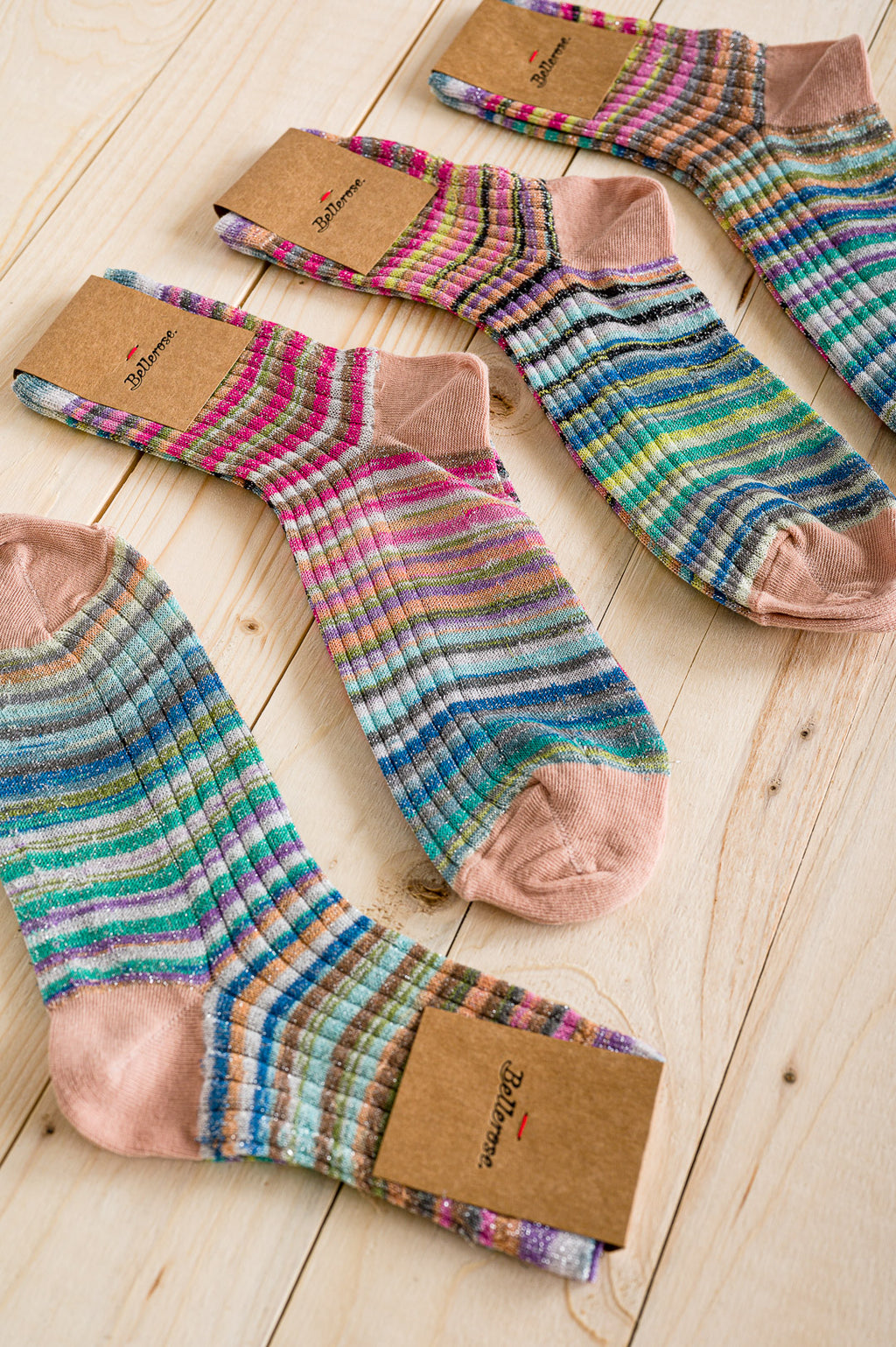 Bellerose // Socken Friep Stripe