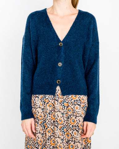 by-bar amsterdam // Cardigan Sofie Blue