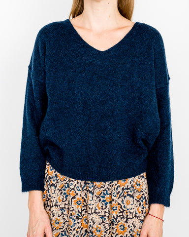 by-bar amsterdam // Pullover Sofie Blue